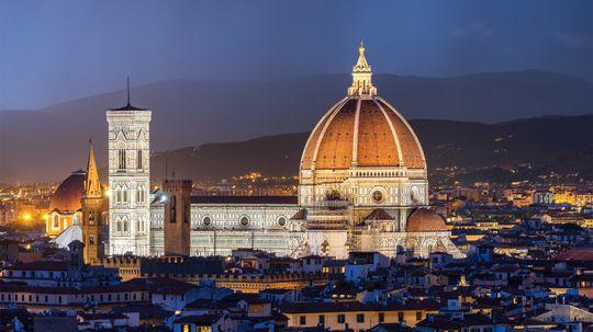 How Brunelleschi Built the World's Biggest Dome