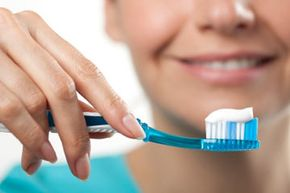 Several ADA-approved toothpastes contain baking soda.