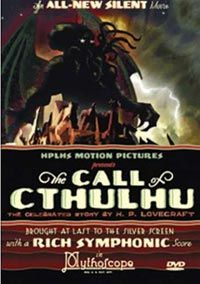 """The H.P. Lovecraft Historical Society produced a silent film based on Lovecraft's """"Call of Cthulhu."""""""