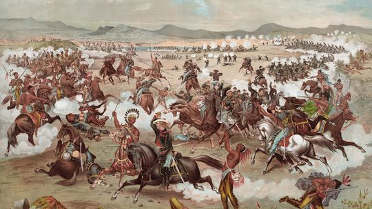 Beer Ads and Wild West Shows Hyped the Myth of Custer's Heroic 'Last Stand'