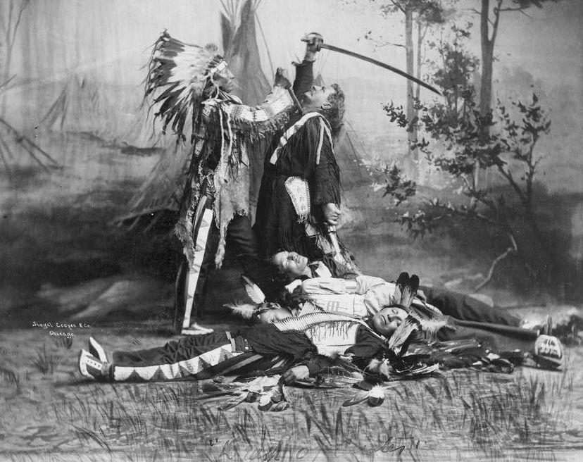 Pawnee Bill's Wild West Show