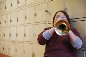 Even taking up the trumpet can be stymied by a fear of failure. Fear is counterproductive to curiosity.