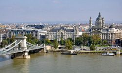 Hungary's capital, Budapest. A nice place to visit, but should you happen to have a time machine, you might not want to go live there between 1000 and 2000 A.D.