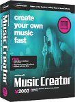 Cakewalk Music Creator 2003
