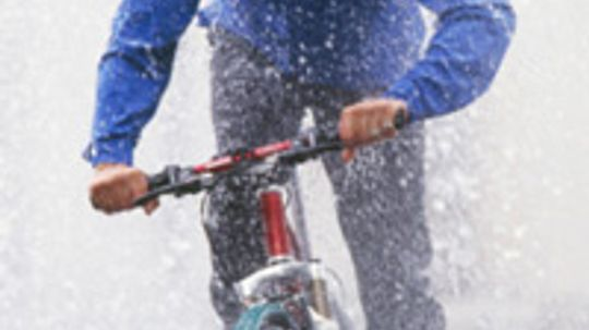 How Cycling in the Rain Works