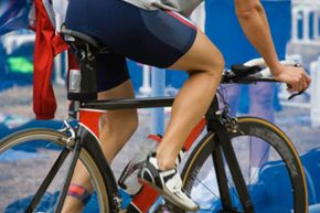 Cyclists look for the right cadence, one that works with their personal physiology.