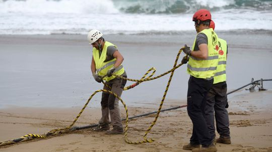Could an Attack on Undersea Cables Take Down the Internet?