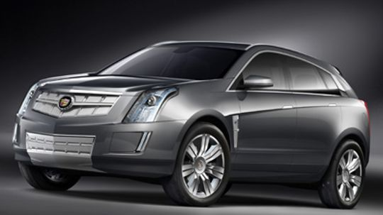 How the Cadillac Provoq Works