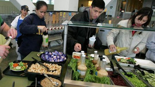 Everything You Ever Wanted to Know About Cafeterias