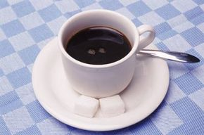 The caffeine from your morning coffee changes your brain's chemistry.