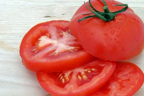 A ripe, juicy tomato is one of the healthiest foods you can serve up. See more heirloom tomato pictures.