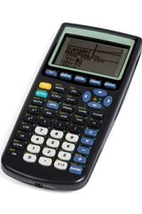 Graphing calculators have many advanced functions, including solving and graphing equations.