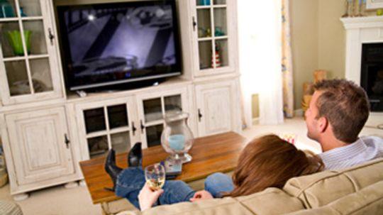 How do I calibrate my HDTV?