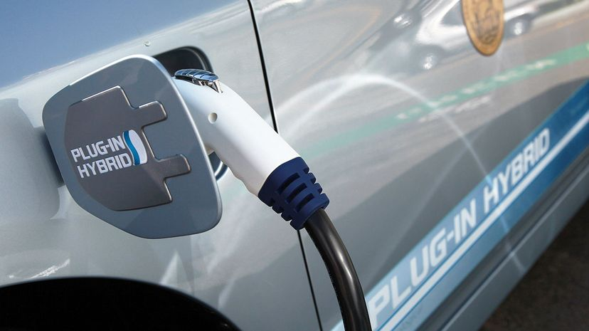 The Bay Area Air Quality Management District in San Francisco has set aside $5 million to increase the number of electric car charging stations to 5,000 around the Bay Area. The city currently has 120 charging stations. Justin Sullivan/Getty Images