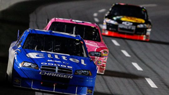 Why is camber so critical in NASCAR?