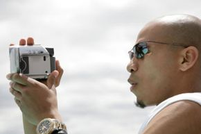 Smaller camcorders let users flip and shoot on the run.