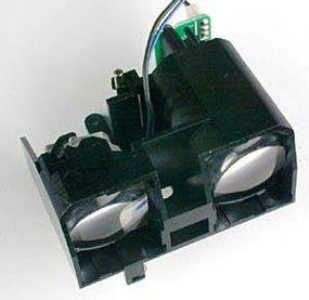 The infrared autofocus mechanism