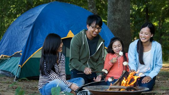 How to Camp With Kids