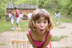 Your kids will enjoy camping even more if you bring along some games.