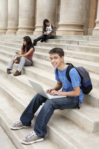 Tech-savvy students expect WiFi connections.