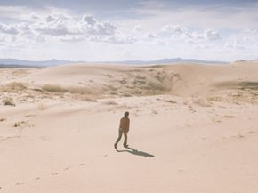 Heat stroke is common for desert hikers, and it can kill you.