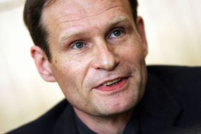 German cannibal Armin Meiwes in 2006. See more pictures of public enemies.
