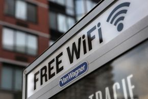 If you live in the city, WiFi is everywhere. Fortunately, you don't have to worry about it giving you cancer.
