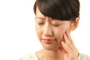 Unlike cold sores, canker sores are always on the inside of your mouth.