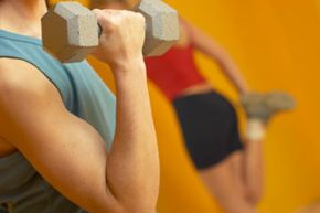 Can your home gym decor help you work out? We think so.