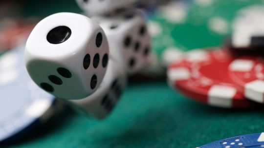 How do they test casino dice?