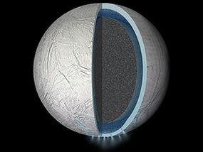 enceladus moon of saturn