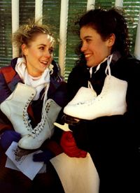 """Casting directors often hold auditions such as this one for the TV movie """"Spunk: The Tonya Harding Story."""""""