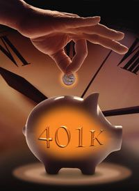 One of the best ways to lower your capital gains taxes is to sock money away in a 401(k).