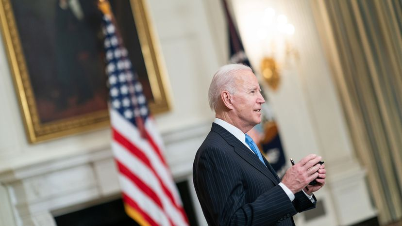 Joe Biden, press conference
