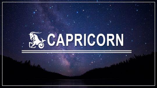 Capricorn Personality: December 22 - January 19