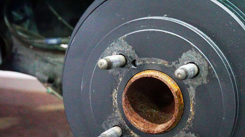 brake problems car vibrating