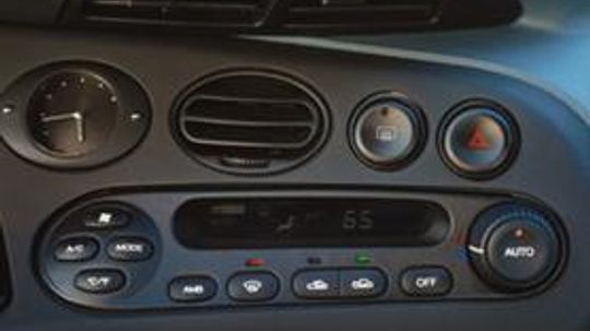 Turn the A/C Off in Your Car Before You Get There
