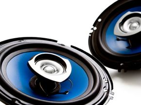 A set of aftermarket speakers is often the easiest way to better sound.