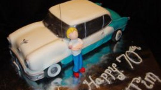 Your Car Cakes