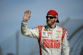 Wouldn't you think Dale Earnhardt Jr. knows the answer to this tax question?