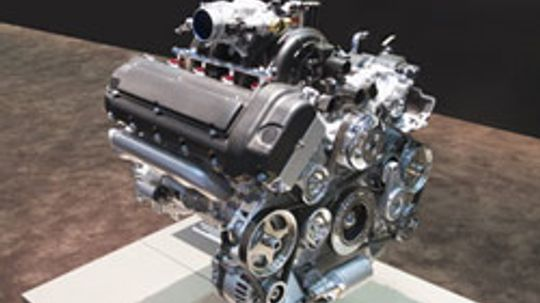 Car Engine Pictures