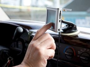 Is a portable navigation system the right choice for you? See more pictures of car gadgets.