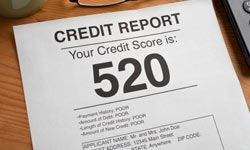 There's no solid link between credit scores and timely bill payments, but that may not stop an insurer from holding a low score against you.