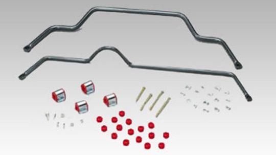 How do stabilizer bars work?