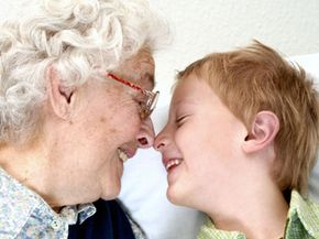 Health Aging Image Gallery Is eternal, apple-cheeked youth only a few molecules away? See more pictures of healthy aging.