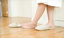 All your feet need us a little tender loving care to stay healthy.