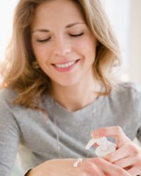 Apply moisturizer after washing your hands to keep them soft and smooth.
