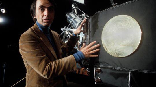 How Carl Sagan Worked