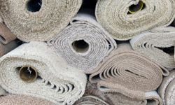 Who knew you could tell so much about a carpet from its label?