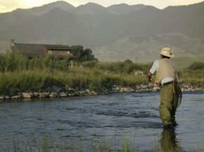 Fishing Image Gallery Fly fishing is one of the recommended methods for a successful catch and release. See more pictures of fishing.